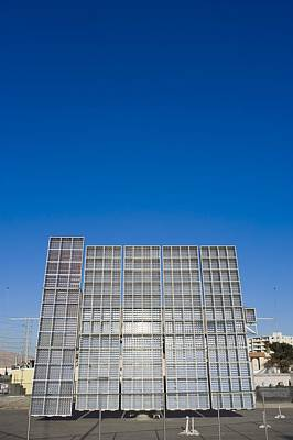 Solar Panel Art Print