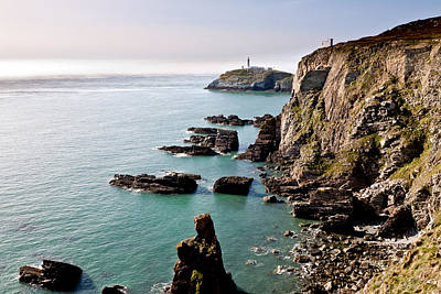 South Stack Print by Gary Finnigan