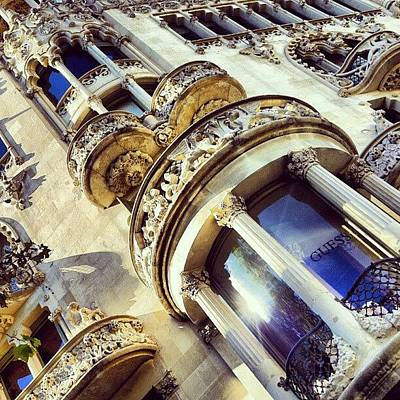 Decorative Photograph - #spain #barcelona #urban #architecture by Tim Brown