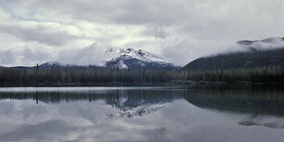 Photograph - Sparks Lake Oregon by Joe  Palermo