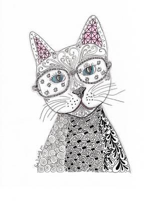 Spec-catular Art Print by Paula Dickerhoff