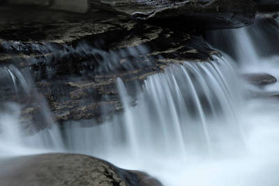 Photograph - Spillway Waterfall by John Stephens