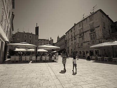 Photograph - Split Old Town by Jouko Lehto