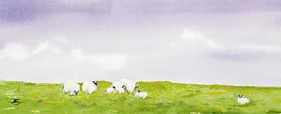 Spring In Ireland Art Print