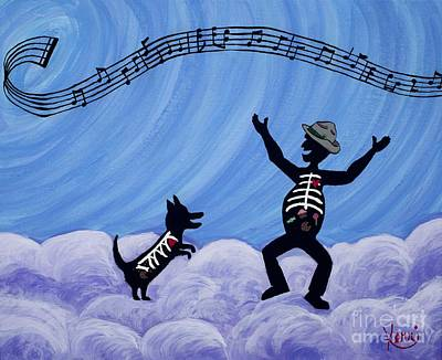 Painting - Still Dancing by Kerri Ertman