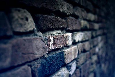 Wall Photograph - Stone Wall by Joana Kruse