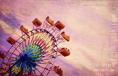Summer Fun Art Print by Darren Fisher