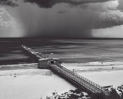 Photograph - Summer Storm by Gordon Engebretson