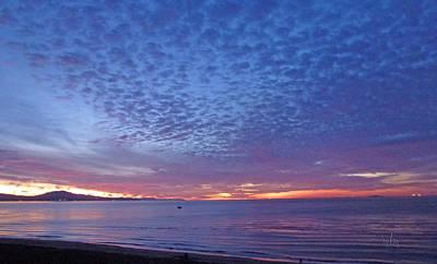 Photograph - Sunrise 12 by Marie Morrisroe