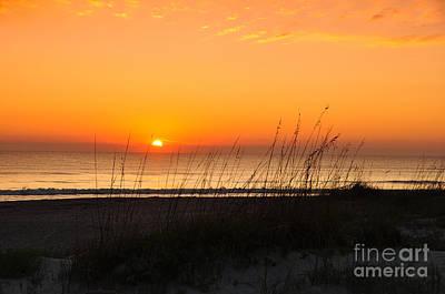Photograph - Sunrise by John Black