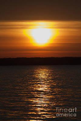 Photograph - Sunrise On Seneca Lake by William Norton