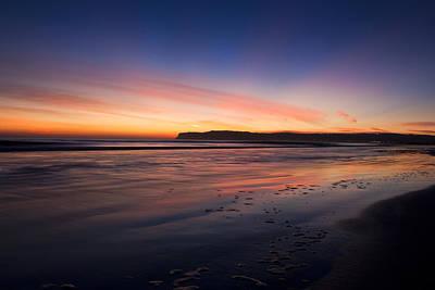 Photograph - Sunset by Benjamin Street