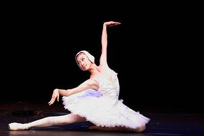 Swan Lake Ballet Dancer Original