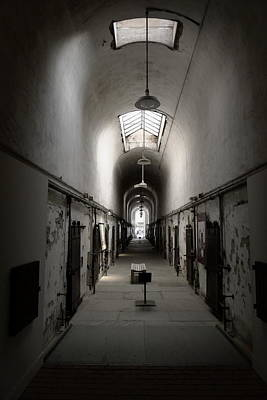 Photograph - Sweet Home Penitentiary by Richard Reeve