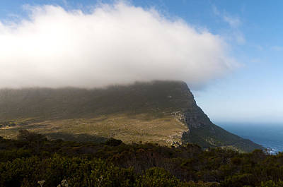 Cape Town Photograph - Table Mountain National Park by Fabrizio Troiani