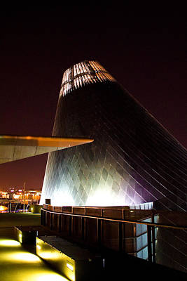 Photograph - Tacoma Glass Museum by David Patterson