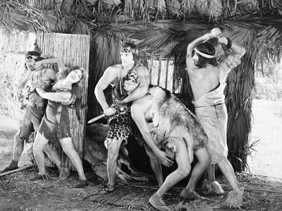 Tarzan The Mighty, 1928 Print by Granger