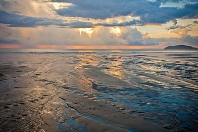 Photograph - The Beach After The Storm by Anthony Doudt