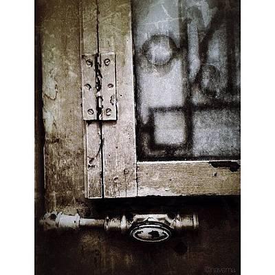 Gmy Photograph - The Door Of Belcourt by Natasha Marco