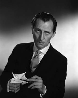 The End Of The Affair, Peter Cushing Art Print by Everett