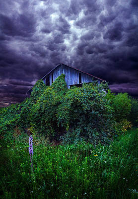 The End Art Print by Phil Koch