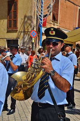 Photograph - The Fanfare by Dany Lison