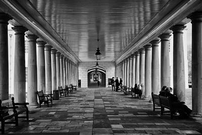 Photograph - The Passageway by Shirley Mitchell