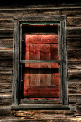 Photograph - The Secret Window by Joel Witmeyer