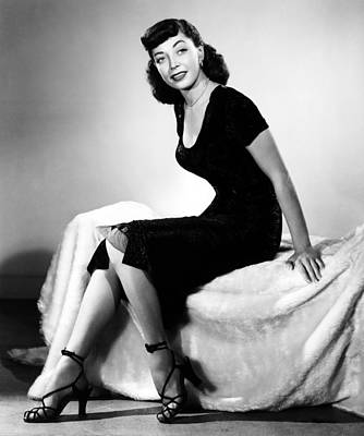 1952 Movies Photograph - The Sniper, Marie Windsor, 1952 by Everett