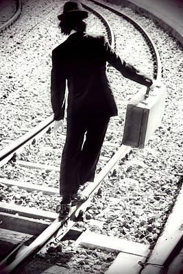 Vagabond Photograph - The Tramp by Joana Kruse