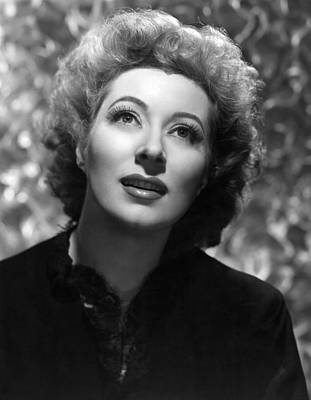The Valley Of Decision, Greer Garson Print by Everett