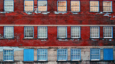 Photograph - The Window Blues by Cyryn Fyrcyd