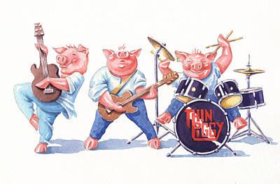 Thin Piggy Original
