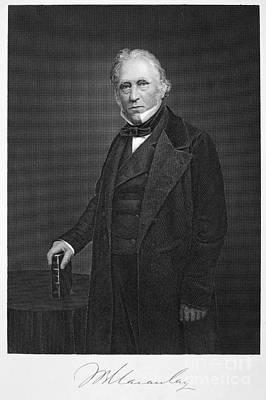 Thomas Babington Macaulay Art Print by Granger