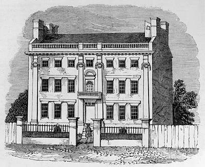 Thomas Hutchinson Print by Granger