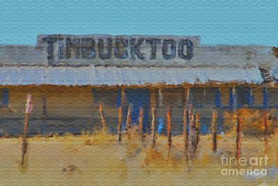 Photograph - Timbucktoo by Donna Greene