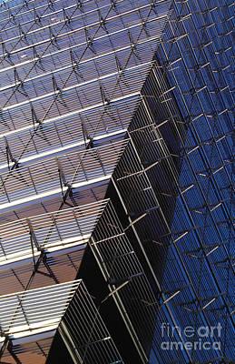 Photograph - Tokyo Buildings by Eena Bo
