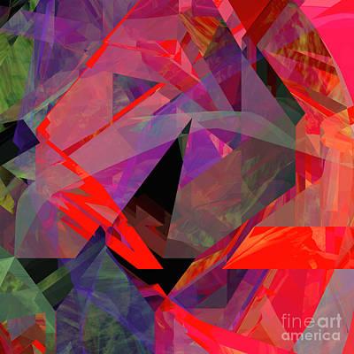 Digital Art - Tower Series 24 by Russell Kightley