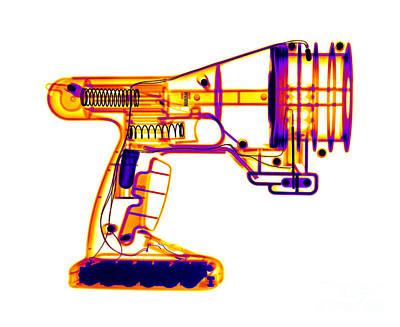 Photograph - Toy Vortex Gun by Ted Kinsman