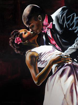 Wall Art - Painting - I Do by Clayton Singleton