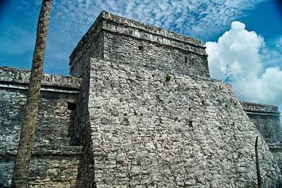 Tulum Ruins Art Print