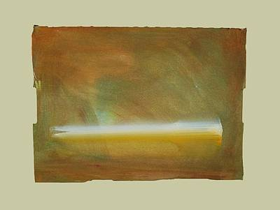 Cardboard Painting - Turner Tide by Charles Stuart