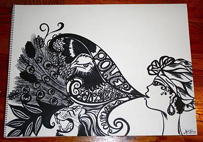 Untitled Art Print by Keyla Rodriguez