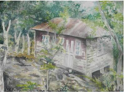 Reasoning Painting - Upa Maas Joe by Winston Pedley