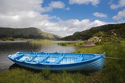 Isi Photograph - Upper Lake, Killarney National Park by Richard Cummins
