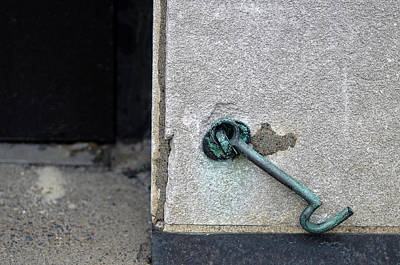 Photograph - Urban Latch by Lisa Phillips