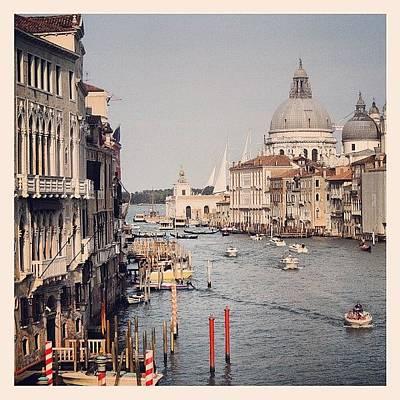 Still Life Photograph - Venice by Chi ha paura del buio NextSolarStorm Project