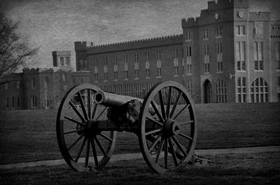 Vmi Photograph - Vmi Lexington by Todd Hostetter