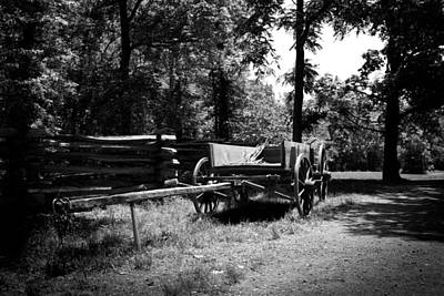 Photograph - Wagon by Jason Smith