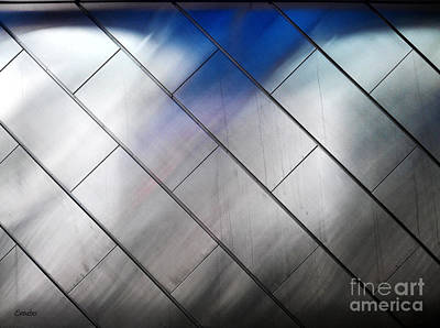Photograph - Wall Abstract by Eena Bo